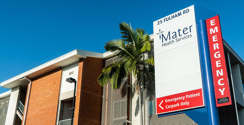 Mater Private Hospital Townsville