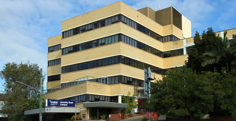 Mater Private Hospital Brisbane Annerley Road Campus