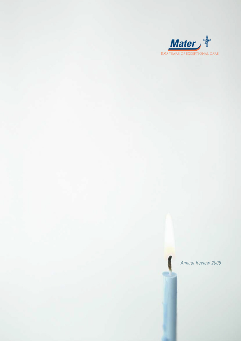 2006 Annual Review