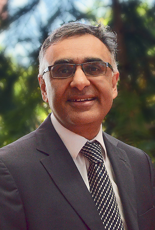 Professor Maher Gandhi  — Acting Director Mater Research and Director of Clinical Research