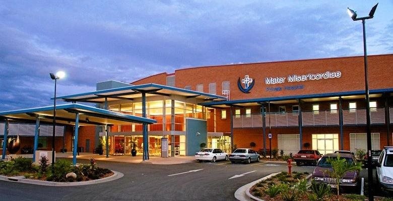 Mater Private Hospital Mackay