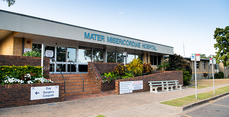 Mater Private Hospital Bundaberg