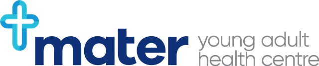 Mater Young Adult Health Centre logo
