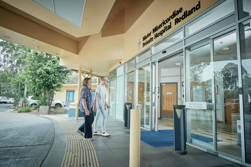 Mater Private Hospital Redland - Mater Health